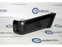 Накладка заднего бампера УАЗ Пикап прав. (2363-8212250-40) АБС