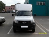 Спойлер (обтекатель) крыши УАЗ Профи, широкий (2360-22-8509008-10)