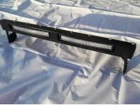 Люстра на УАЗ 452 ВСПЫШКА под 2 светодиодных балки