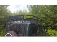 Багажник на УАЗ Хантер Викинг, 10 опор