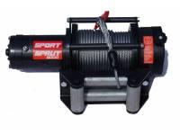 Лебедка автомобильная Спрут-9000 12v Спорт